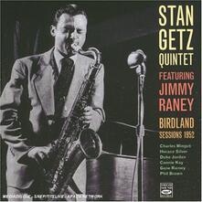 Birdland Sessions 1952 - CD Audio di Stan Getz