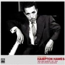 Live & Studio Sessions - CD Audio di Hampton Hawes