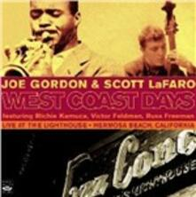 West Coast Days - CD Audio di Joe Gordon,Scott LaFaro