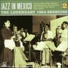 Jazz in Mexico vol.2 - CD Audio