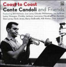 Coast to Coast - CD Audio di Conte Candoli