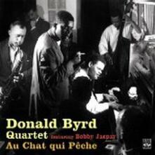 Au chat qui peche - CD Audio di Donald Byrd