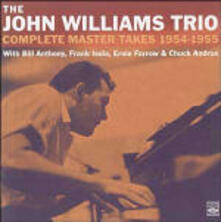 Complete Master Takes 1954-'55 - CD Audio di John Williams