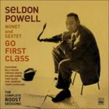 Go First Class - CD Audio di Seldon Powell