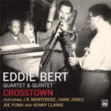 Crosstown - CD Audio di Eddie Bert