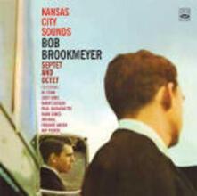 Kansas City Sounds - CD Audio di Bob Brookmeyer