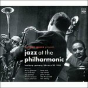 CD Jazz at the Philharmonica 1956
