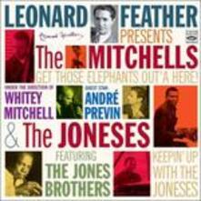 Presents the Mitchells & the Joneses - CD Audio di Leonard Feather