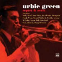Septet & Octet - CD Audio di Urbie Green