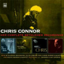 Her Complete Bethlehem Recordings - CD Audio di Chris Connor