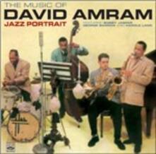 Jazz Portrait - CD Audio di David Amram