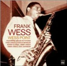 Wess Point - CD Audio di Frank Wess