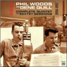 Altology 1956-1957 - CD Audio di Phil Woods,Gene Quill