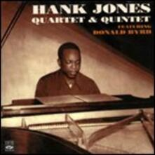 Quartet & Quintet - CD Audio di Hank Jones