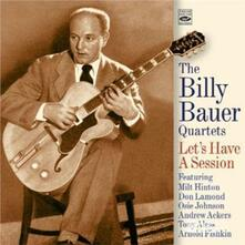 Let's Have a Session - CD Audio di Billy Bauer