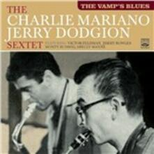 The Vamp's Blues - CD Audio di Charlie Mariano,Jerry Dodgion