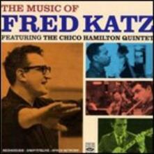 The Music of Fred Katz - CD Audio di Fred Katz