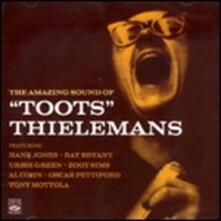 The Amazing Sound of - CD Audio di Toots Thielemans