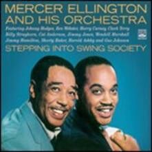 Stepping Into Swing Society - CD Audio di Duke Ellington,Johnny Mercer