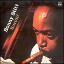 Burnin' - CD Audio di Sonny Stitt