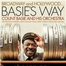 Broadway and Hollywood Basie's Way - CD Audio di Count Basie