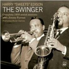 The Complete 1958 Sextet Sessions (feat. Jimmy Forrest) - CD Audio di Harry Sweets Edison