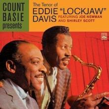 The Tenor of Eddie Lockjaw Davis (feat. Joe Newman, Shirley Scott, George Duvivier) - CD Audio di Count Basie,Eddie Lockjaw Davis