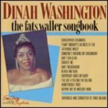 Sings Fats Waller - CD Audio di Dinah Washington