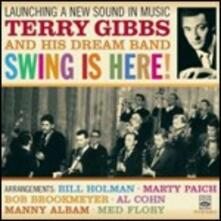 Swing Is Here! - CD Audio di Terry Gibbs