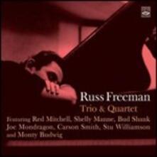 Trio & Quartet - CD Audio di Russ Freeman