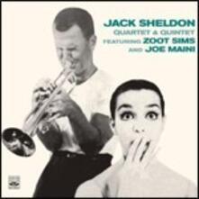 Quartet & Quintet (feat. Zoot Sims) - CD Audio di Jack Sheldon