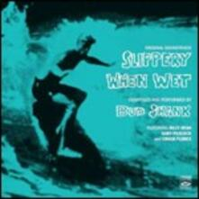 Slippery When Wet - CD Audio di Bud Shank