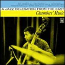 Chambers' Music - CD Audio di Paul Chambers