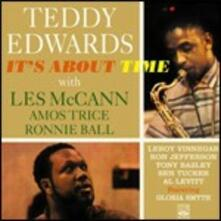 It's About Time - CD Audio di Les McCann,Teddy Edwards