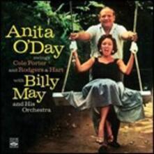 Swings Cole Porter - CD Audio di Anita O'Day,Billy May