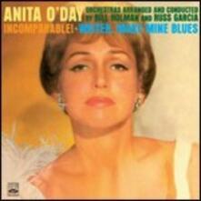 Incomparable! - Waiter, Make Mine Blues - CD Audio di Anita O'Day