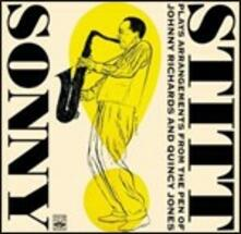 Plays Arrangements from the Pen of Johnny Richards and Quincy Jones - CD Audio di Sonny Stitt