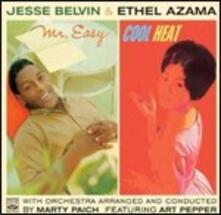 Mr. Easy - Cool Heat (feat. Art Pepper) - CD Audio di Jesse Belvin,Ethel Azama