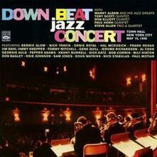 Down Beat Jazz Concert 1958 - CD Audio