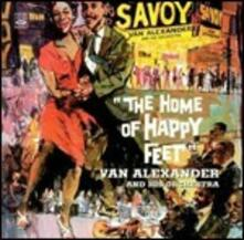 The Home of Happy Feet - CD Audio di Van Alexander