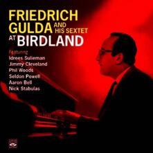 At Birdland - CD Audio di Friedrich Gulda