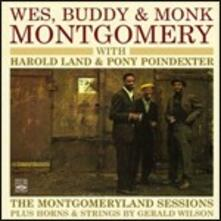 The Montgomeryland Sessions - CD Audio di Montgomery Brothers