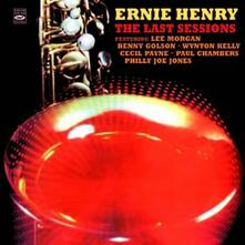 The Last Sessions - CD Audio di Ernie Henry