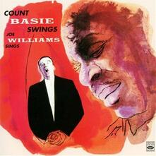 Count Basie Swings & Joe Williams Sings - CD Audio di Count Basie,Joe Williams