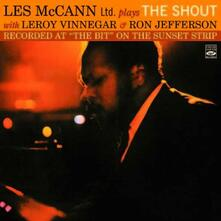 Plays the Shout - CD Audio di Les McCann