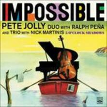 Impossible - 5 O'clock Shadow - CD Audio di Pete Jolly