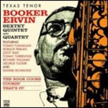 Book Cooks - Cookin' - That's it! - CD Audio di Booker Ervin