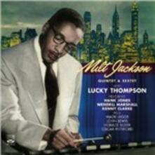 Quintet & Sextet - CD Audio di Milt Jackson,Lucky Thompson