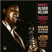 Meet - Main Stem - CD Audio di Oliver Nelson