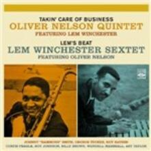 Takin' Care of Business - Lem's Beat - CD Audio di Oliver Nelson,Lem Winchester